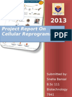 Cell Reprog