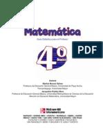 Matemática 4ºB