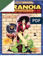 (RPG) Paranoia - Gamma-LOT