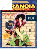 (RPG) Paranoia - Gamma-LOT