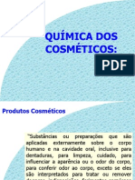 Aula 9 Quimica Cosmetica