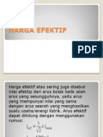 HARGA EFEKTIF