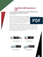 HP Tape Drive - DAT 320