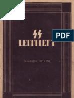 SS Leitheft 1944 #3