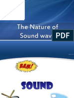 The Nature of Sound Waves