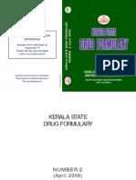 Kerala State Drug Formulary