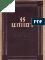SS Leitheft 1944 #5