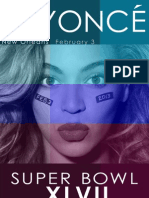 Beyonce Portfolio