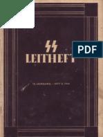 SS Leitheft 1944 #8