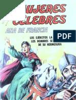 mujeres célebres - ana de francia