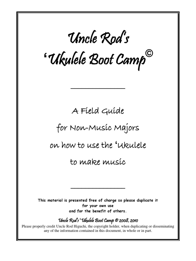 Uncle rods ukulele boot camp rev2011 necked lutes guitar uncle rods ukulele boot camp rev2011 necked lutes guitar family instruments fandeluxe Image collections