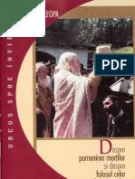 Cleopa Ilie - Despre Pomenirea Mortilor Si Folosul Celor 40 de Liturghii hgfgh