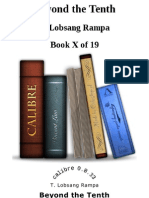 Beyond the Tenth - T.lobsang Rampa