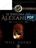 Enigma De Alexandre, O - Will Adams.epub