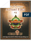 Actual Fact 05 - Celtics