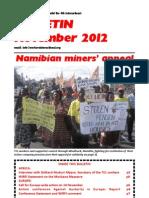 November Bulletin