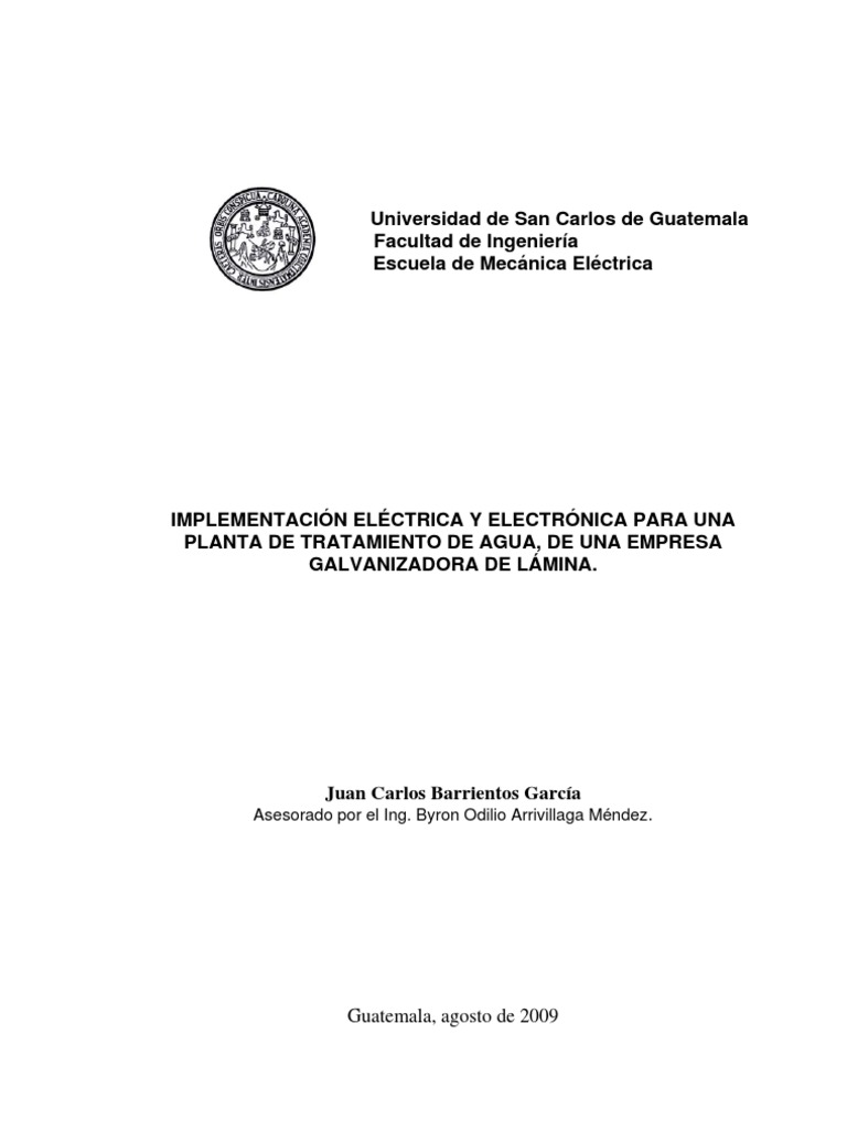 08_0244_EO Implementacion Electrica y Electronica Para Una Planta de ...