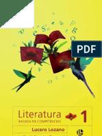 Literatura 1 Basada en Competencias