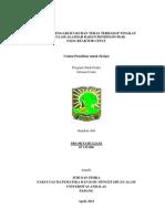 Proposal Penelitian Nuklir