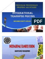 UGM Transfer Pticing