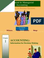 Accounting Chap 1