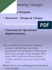 302. Behavioral Implementation & Leadership