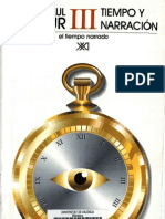Paul Ricoeur - Tempo y narración. Libro3