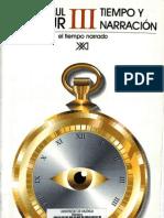 Paul Ricoeur - Tempo y narración. Libro3