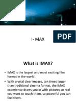 Imax Corporation 1