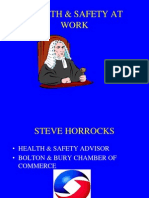 General Health and Safety Law Basic