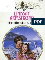 [Armstrong Lindsay] the Director's Wife PDF