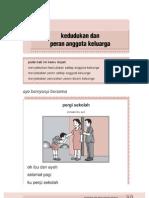 4. Kedudukan Dan Perang Anggota Keluarga