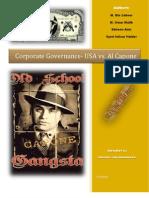 Corporate Governance Al-Capone