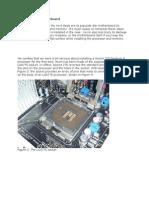 montare procesor