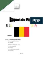 Raport de Tara - Belgia