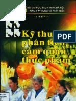 Ky Thuat Phan Tich Cam Quan Thuc Pham_ha Duyen Tu