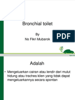 Bronchial Toilet