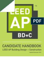 BD+C Candidate Handbook 0