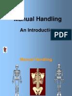 Manual Handling by Adams Burt & Associates