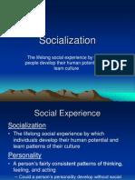 Socialization PPT Macionis Color