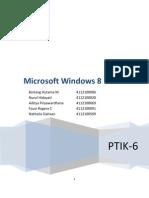 Makalah PTIK WINDOWS 8