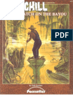Pacesetter - Chill 1st Ed- Deathwatch on the Bayou