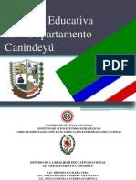 Exposición Canindeyú