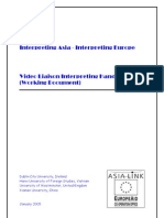 Interpreting Asia-Europe-Handbook - 2005+Content Page