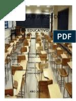 Trabajo de Sistema Educativo