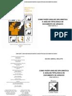 Texto_pdf_17_Como Fazer Analise Diplomatica e Analise Tipologica
