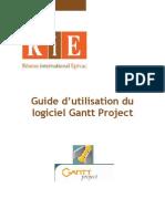 Guide Utilisation GanttProject