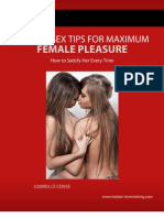 Lesbian Sex Tips and Sensual Lovemaking