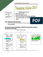 POT rules 2011