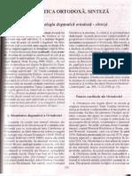Extras Bria, Pr Prof Dr Ion - Dogmatica Ortodoxa - Sinteza